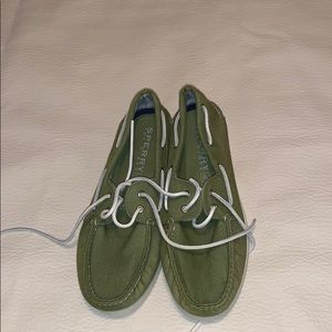 Men's authentic original surplus boat shoes